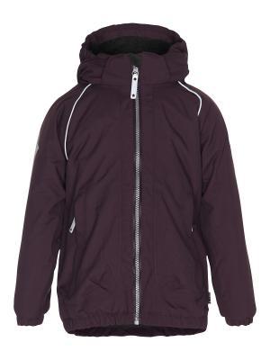 Куртка Molo. Цвет: сливовый