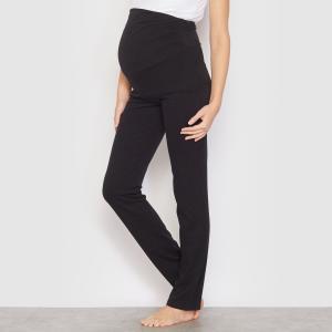 Брюки пижамные для беременных COCOON. Цвет: черный