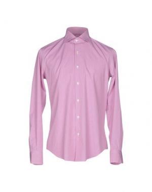 Pубашка HARRY & SONS. Цвет: фуксия