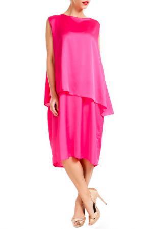 Платье Ardatex. Цвет: fuxia