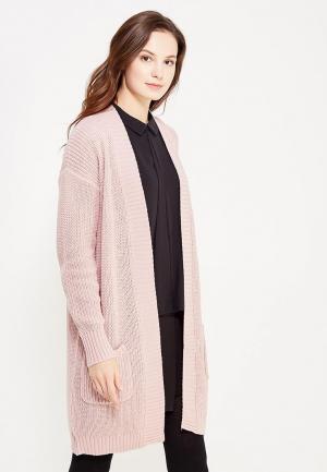 Кардиган Modis. Цвет: розовый