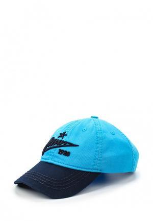 Бейсболка Atributika & Club™. Цвет: голубой