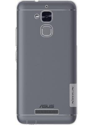 Накладка Nillkin Nature TPU case для Asus Zenfone 3 Max (ZC520TL).. Цвет: белый