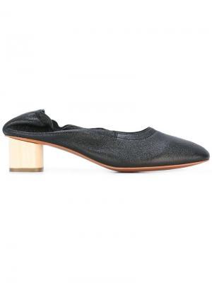 Туфли-слипон Pixie Robert Clergerie. Цвет: чёрный