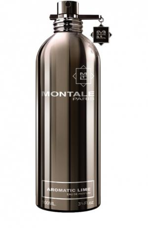 Парфюмерная вода Aromatic Lime Montale. Цвет: бесцветный