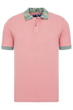 Polo JIMMY SANDERS. Цвет: pink