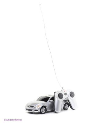 Машина Infiniti g37 coupe RASTAR. Цвет: серебристый