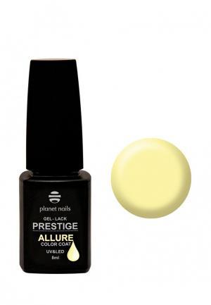 Гель-лак для ногтей Planet Nails. Цвет: желтый