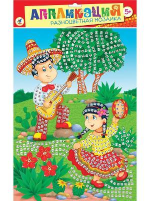 Разноцветная мозаика. Веселые друзья Дрофа-Медиа. Цвет: зеленый