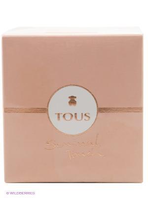 Tous Sensual Touch Ж Товар Туалетная вода 50 мл. Цвет: персиковый