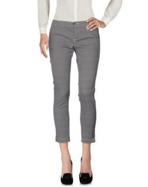 Повседневные брюки RRD. Цвет: черный