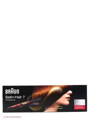 Электрический стайлер ES3 MN Braun. Цвет: черный