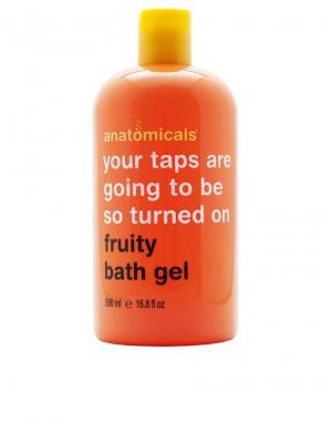Anatomicals Фруктовая пена для ванны Your Taps Will Be So Turned On. Цвет: бесцветный