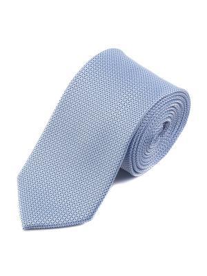 Галстук Pierre Lauren. Цвет: голубой, серый
