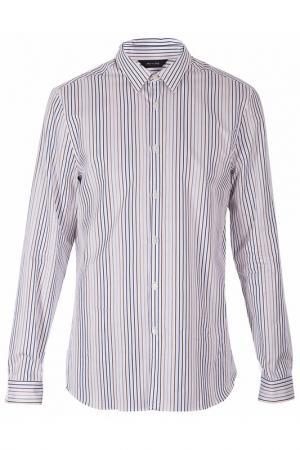 Рубашка Paul Smith. Цвет: белый