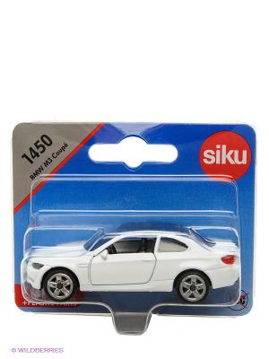 Машина BMW M3 купе SIKU. Цвет: белый