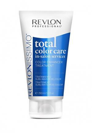 Маска для окрашенных волос Revlon Professional. Цвет: синий