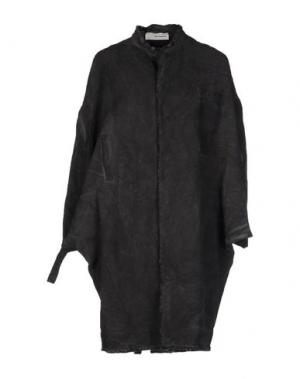 Пальто UN-NAMABLE. Цвет: свинцово-серый