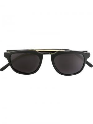 Солнцезащитные очки Cannes Spektre. Цвет: чёрный