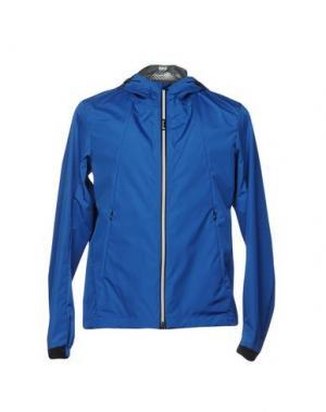 Куртка PIRELLI PZERO. Цвет: ярко-синий