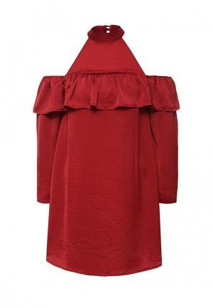 Платье Influence. Цвет: бордовый