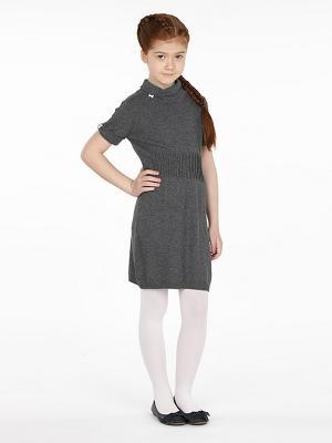 Платье SILVER SPOON. Цвет: серый