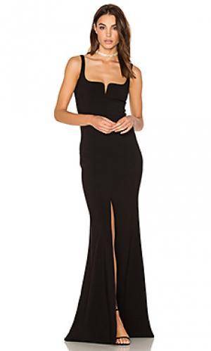 Вечернее платье constance LIKELY. Цвет: черный