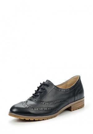 Ботинки Caprice. Цвет: синий