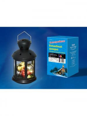Волшебный фонарик Uniel. Цвет: черный