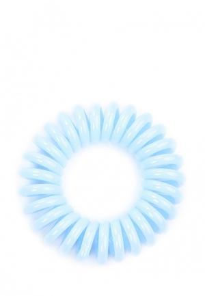Резинка invisibobble. Цвет: голубой