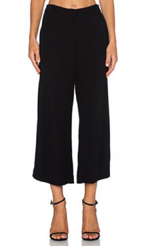 Укороченные брюки Twelfth Street By Cynthia Vincent. Цвет: черный