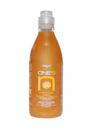Шампунь питательный Dikson. Цвет: оранжевый