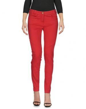 Джинсовые брюки COAST WEBER & AHAUS. Цвет: красный