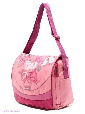 Сумка Grizzly. Цвет: бледно-розовый, бирюзовый, бордовый