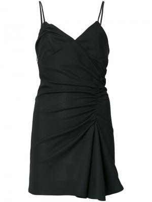 Платье Conga Jacquemus. Цвет: чёрный