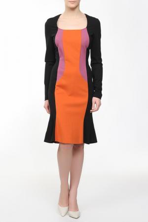 Платье Whos Who Who's. Цвет: цветной