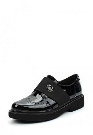 Ботинки Bona Dea. Цвет: черный