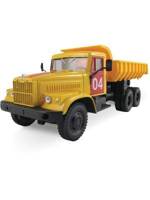 Машина KRAZ-256B аварийная служба AUTOTIME. Цвет: желтый