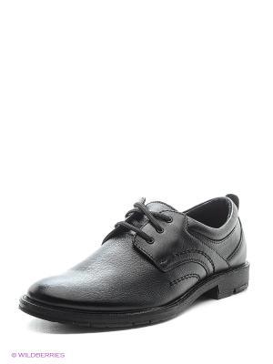 Ботинки Hardline. Цвет: черный