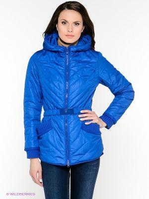 Куртка X'cluSIve. Цвет: синий