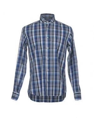 Pубашка JEY COLE MAN. Цвет: синий