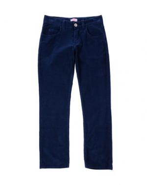 Повседневные брюки FIORUCCI YOUNGWEAR. Цвет: темно-синий
