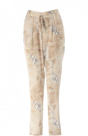 Пляжные брюки Melissa Odabash. Цвет: бежевый