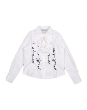 Pубашка I PINCO PALLINO I&S CAVALLERI. Цвет: белый