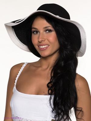 Шляпа Canoe. Цвет: черный, белый