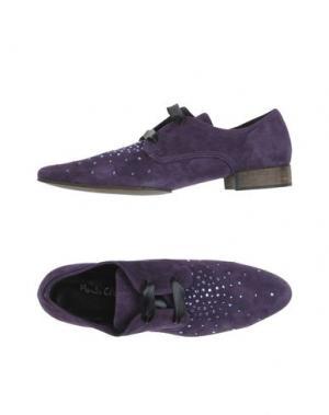 Обувь на шнурках MANILA GRACE. Цвет: фиолетовый