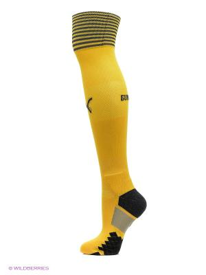 Гетры  AFC Away Socks Puma. Цвет: желтый