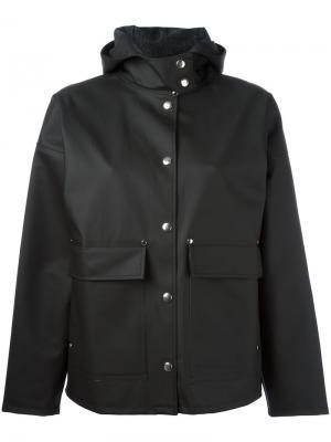 Куртка Sandviken Stutterheim. Цвет: чёрный