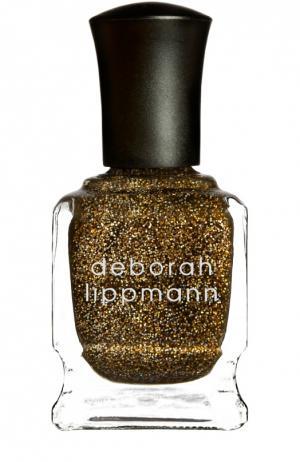 Лак для ногтей Cant Be Tamed Deborah Lippmann. Цвет: бесцветный