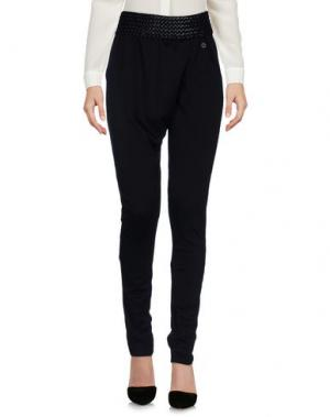Повседневные брюки GOA. Цвет: черный